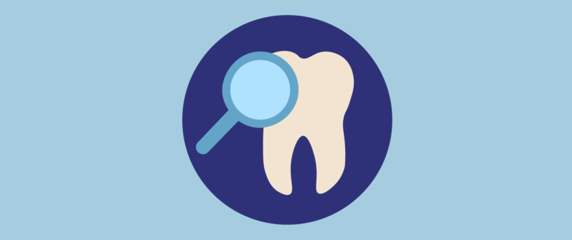 Selling a dental case to a social personality