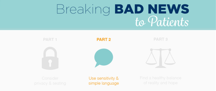 10 Tips for Breaking Bad News